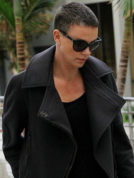 Theron Grey Charlize Style