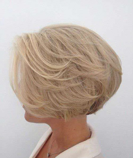 Bob Blonde Women Pixie