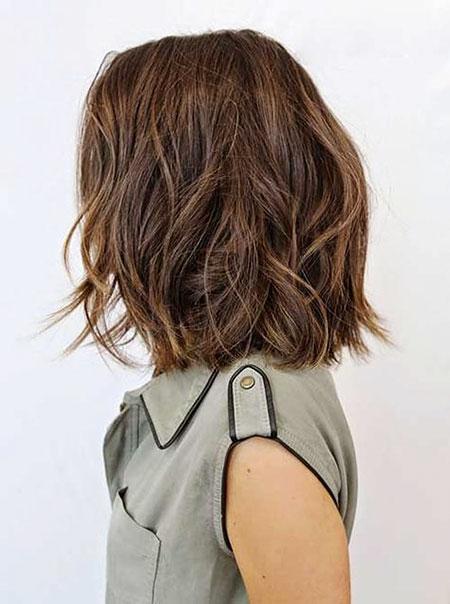 Bob Women Wavy Haircuts