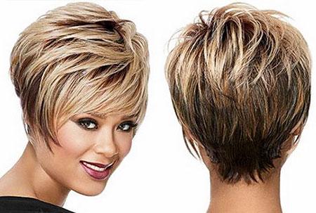 Short Pixie Hair Haircuts