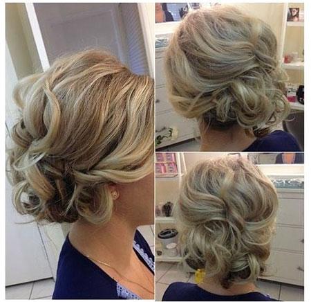 Hair Wedding Updo Prom