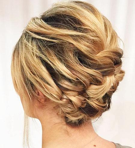 Updo Hairtyles Hair Braided