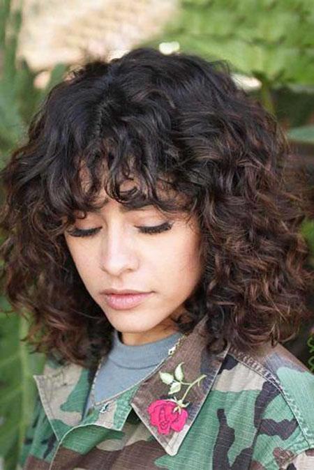 Curly Hair Hairtyles Women