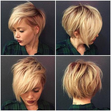 Pixie Haircut, Short Round Pixie Haircuts
