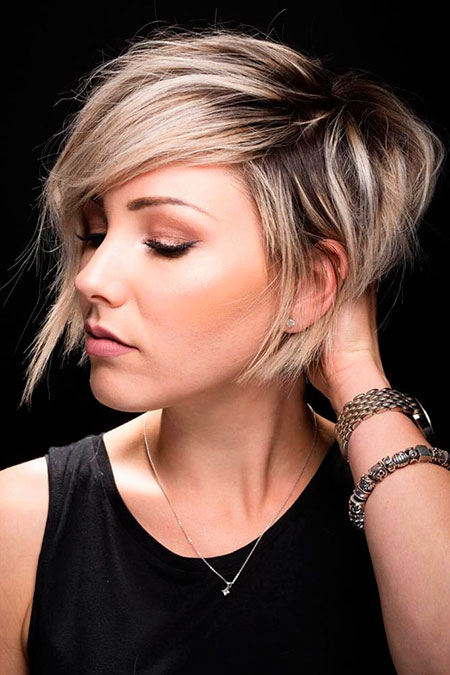 Summer Hair, Short Pixie Women Layered