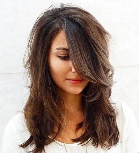 Medium Length Hair Thick