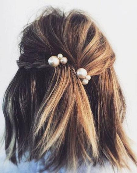 Hair Style Pin Lilla
