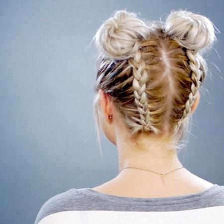 Hairtyles Braided Updo Hair