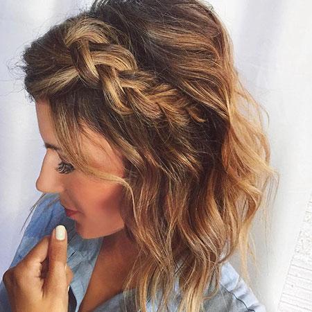 Balayage Hair Color, Hair Balayage Wedding Style