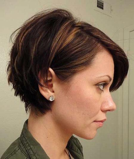 Straight Hair, Hair Short Haircuts Women