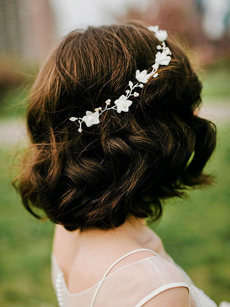 Pretty Hair, Wedding Hair Hairtyles Bridal