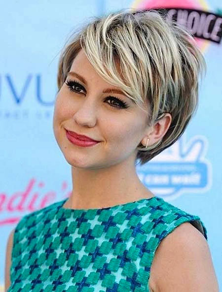 Pixie Hair, Short Hair Round Haircuts