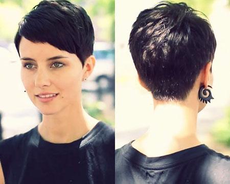 Modern Hair, Pixie Short Hair Women