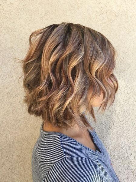 Hair Medium Ombre Color