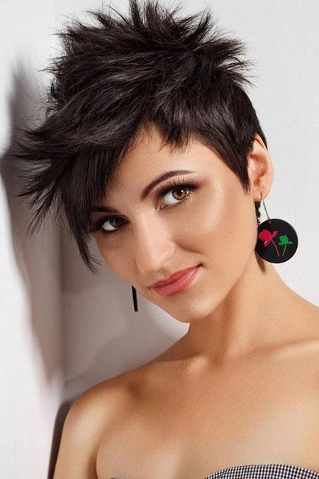 Cool Short Haircuts for Girls, Short Pixie Haircuts Hair