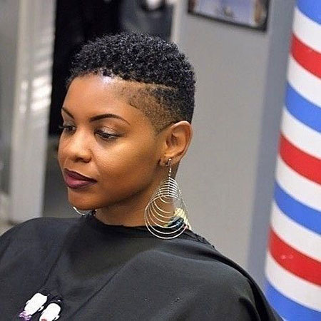 25 Cute Short Haircuts for Black Females - Short Hairstyles 2018