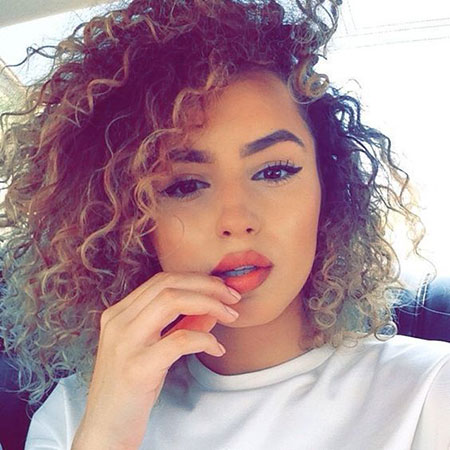 18 Cute Short Haircuts For Curly Hair Short Hairstyles 2018