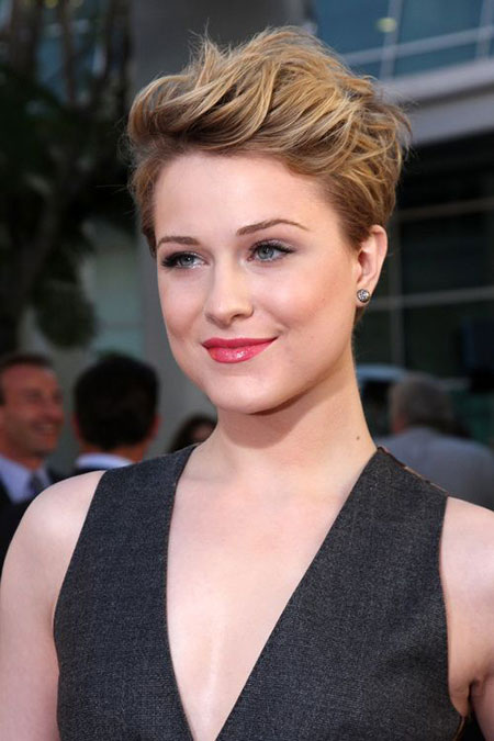 Short Haircuts for Women with Round Faces, Short Faces Round Pixie