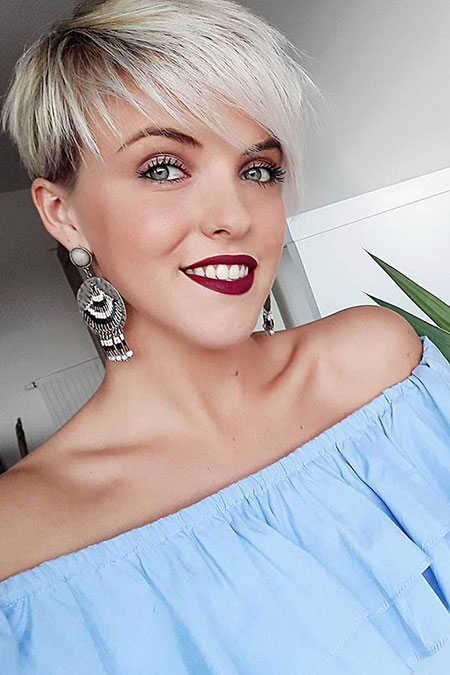 18 Short Hairstyles for Fine Hair 2018 - Short Hairstyles ...