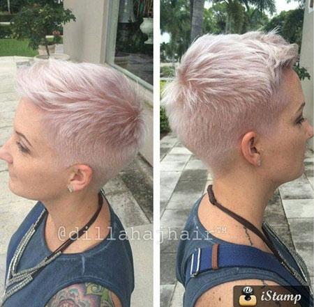 Very Short Hairtyles, Short Pixie Hair Women