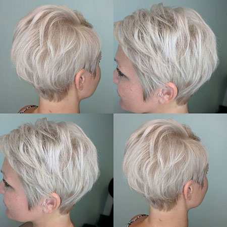 18 Short Ash Blonde Hair Short Hairstyles Haircuts