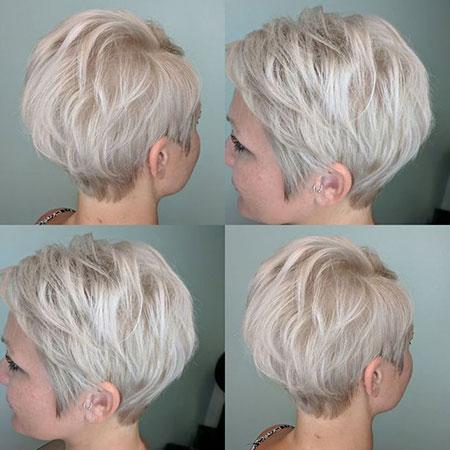 18 Short Ash Blonde Hair Short Hairstyles 2018