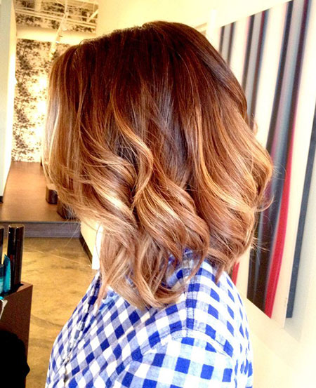 Ombre Blonde Hair Color