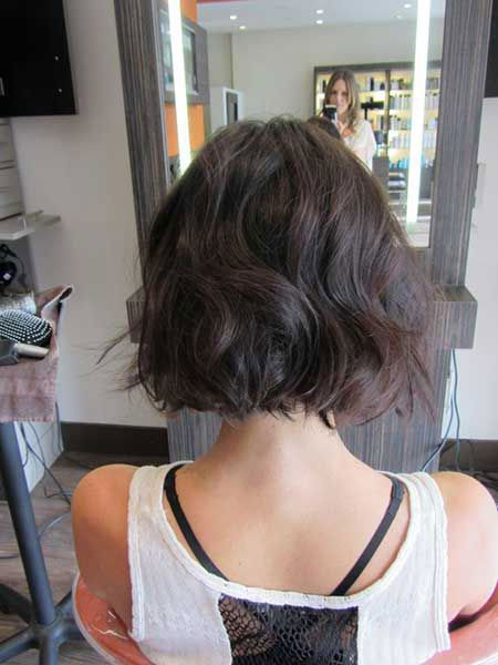 Bob Wavy Short Layered