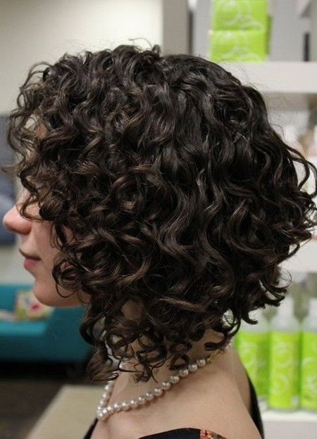 Curly Bob Hairtyles Short