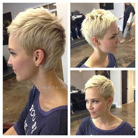 Pixie Short Hair Women