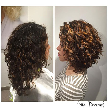 Curly Short Hairtyles Bob