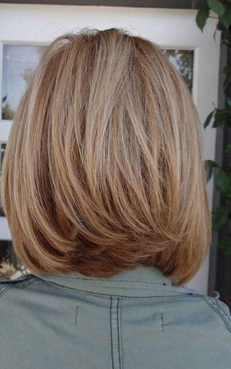 Hair Bob Older Color
