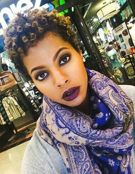 25 Cute Short Haircuts For Black Females Short