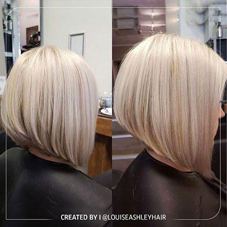 Blonde Bob Hair, Bob Short Blonde 2017