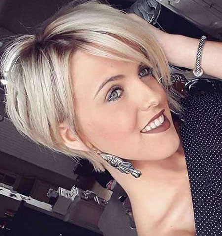 18 Short Hairstyles For Fine Hair 2018 Short Hairstyles Haircuts