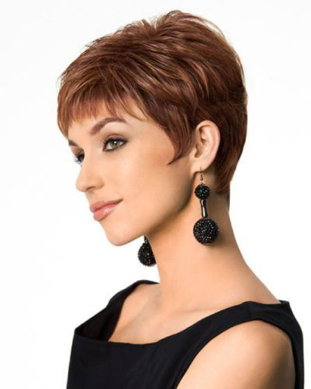 Short Easy Pixie Hair