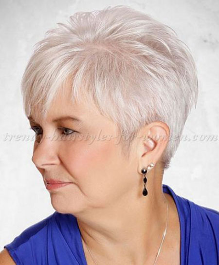 23 Short Hairstyles For Women Over 60 Short Hairstyles 2018