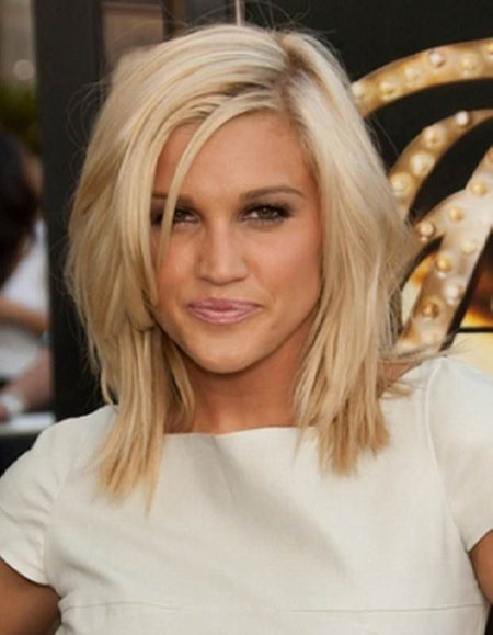 Balayage Blonde Hair Length