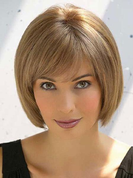 Business Hair Women, Short Bob Bangs Women