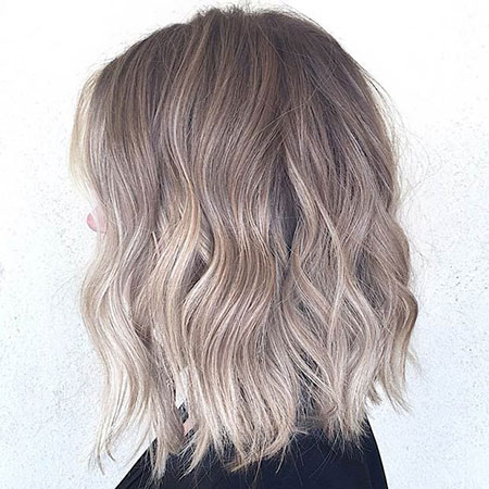 Blonde Bob Hairtyle, Blonde Hair Color Ash