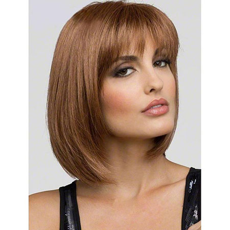 Synthetic Hairtyle, Hair Short Bob Synthetic