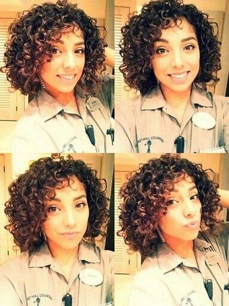 Cute Hair, Curly Hair Short Natural