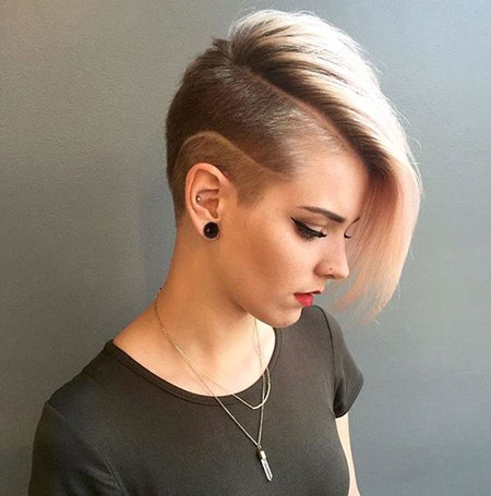 18 cool short haircuts girls