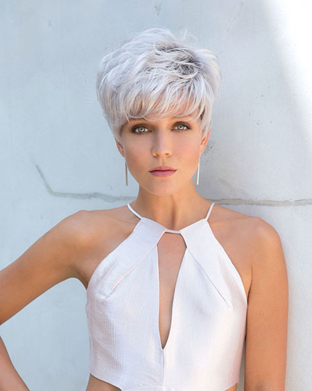 Cute Hair Women, Short Hair Bold Soft
