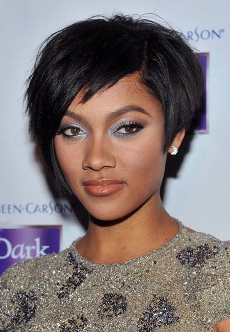 Cute Hair, Short Black Women Haircuts