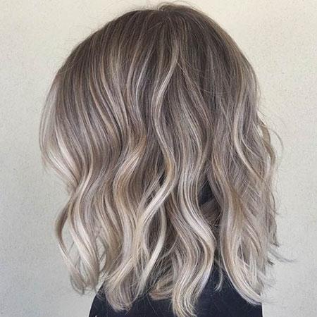 Wavy Hair, Blonde Hair Color Hairtyles
