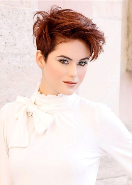 Short Pixie Hair 45