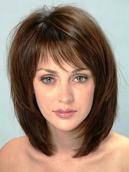 Layered Bob Hair, Medium Bob Layered Hair