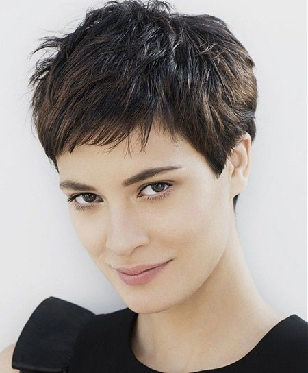 Short Pixie Women Haircuts