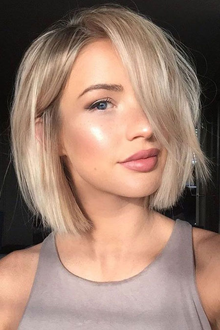 Short Hair Women Length